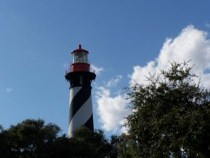 photo of st augustine lighthouse